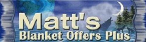 Matt's Blanket Offers Plus